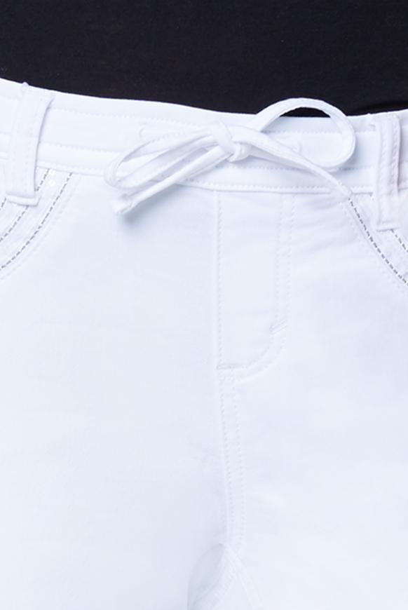 Jeans JO:SY Boyfriend Fit aus Sweatmaterial