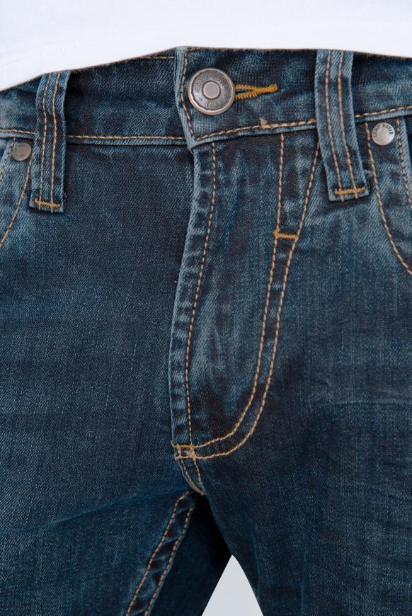 Jeans NI:CO Regular Fit, dark vintage tinted
