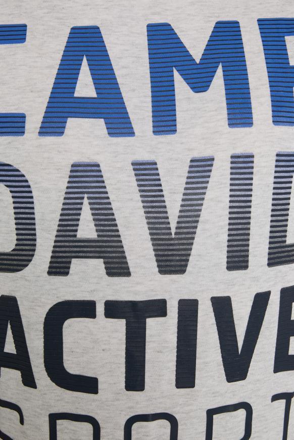 T-Shirt mit Logo Artwork