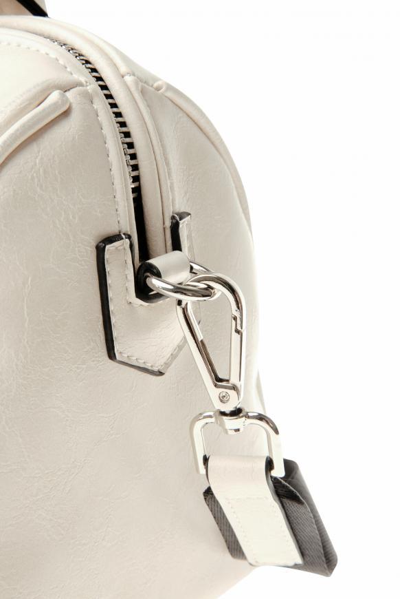 Bowling Bag aus Lederimitat