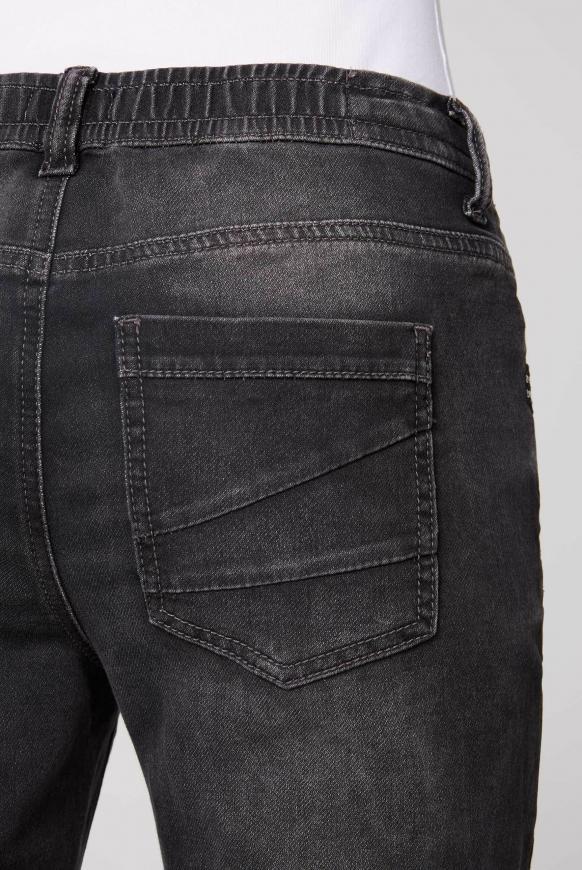 Boyfriend Jeans JO:SY aus Sweatmaterial