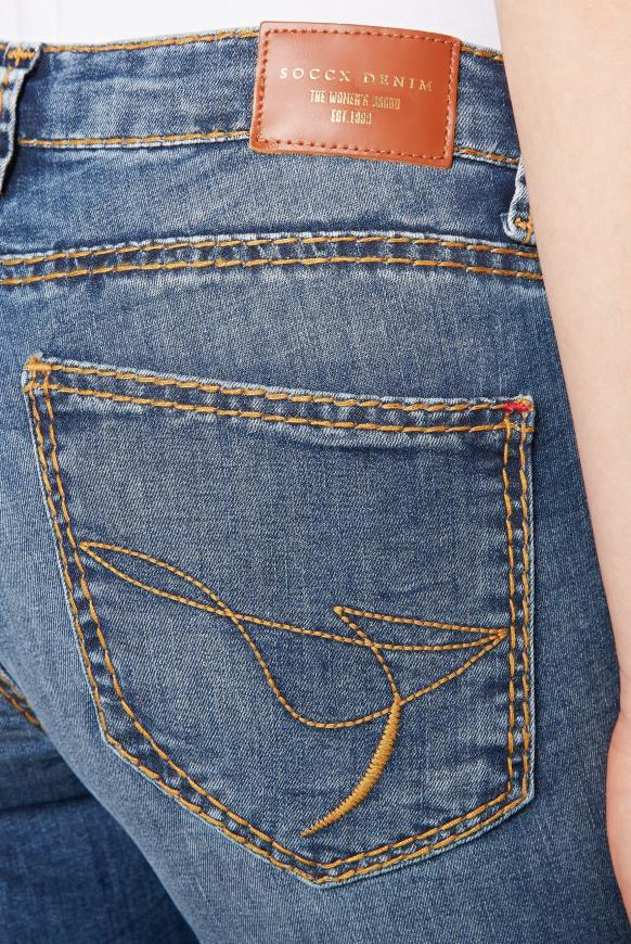 Jeans MI:RA im Vintage Look