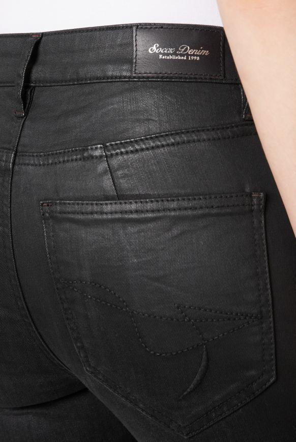 Jeans MI:RA mit Teil-Beschichtung