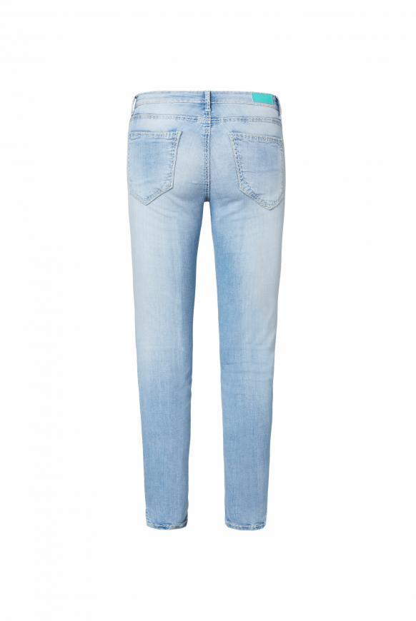 Jeans MI:RA Salt Washed mit Destroy-Effekten