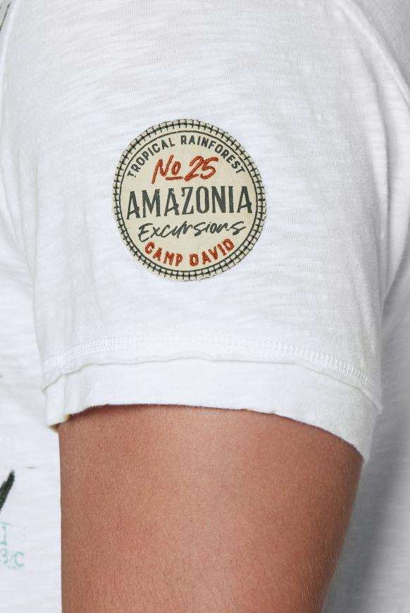 Poloshirt im Vintage Style