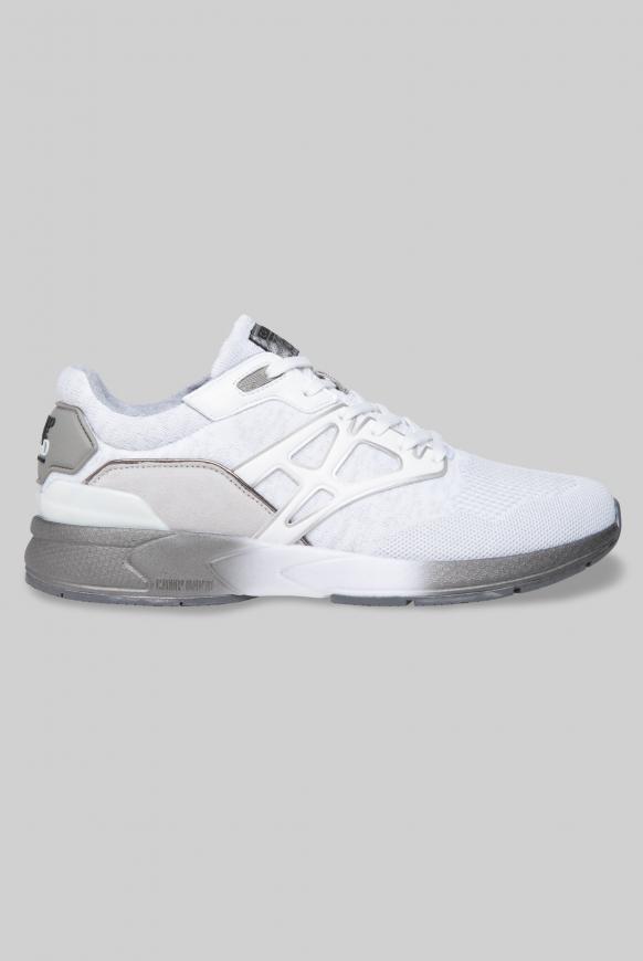 Premium Sneaker mit Strick-Design