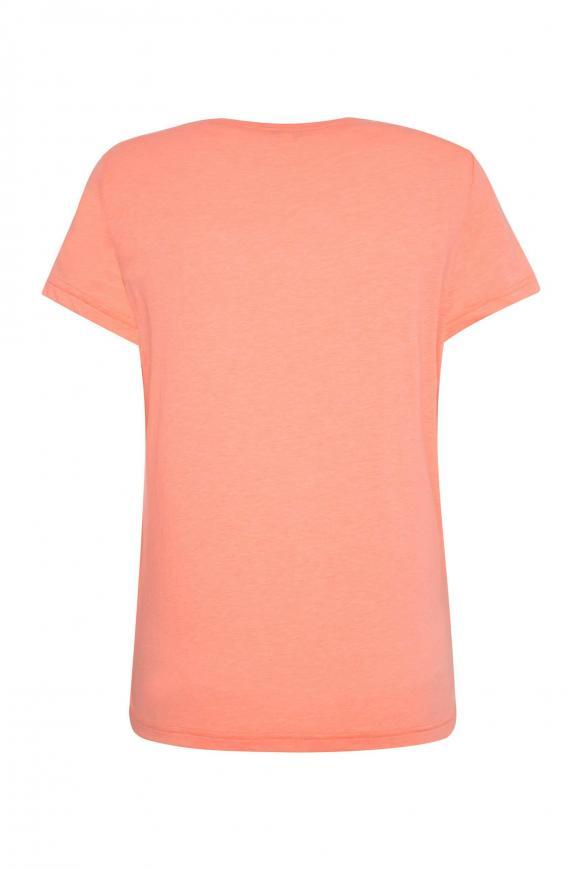 T-Shirt mit Rundhalsausschnitt und Druck