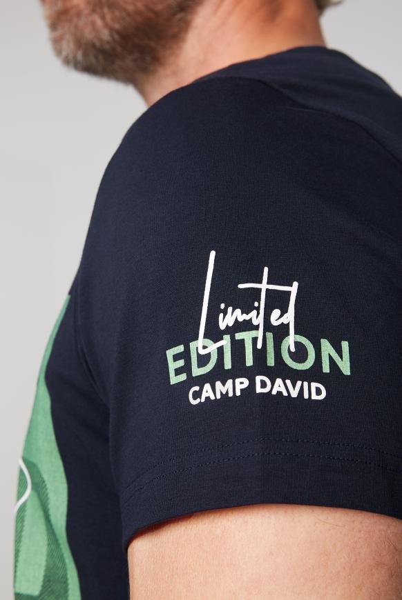 T-Shirt mit Special Rubber Prints