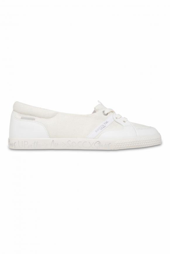 Veganer Ballerina-Sneaker