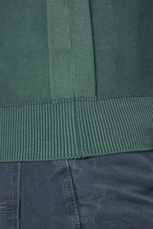 Pullover mit Tasche und Back Artwork