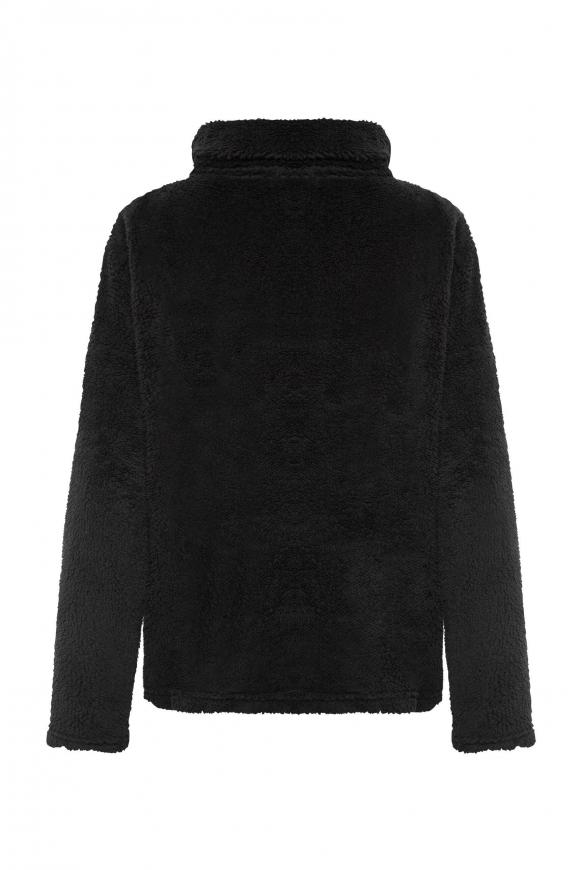 Sweatshirt aus Sherpa-Fleece