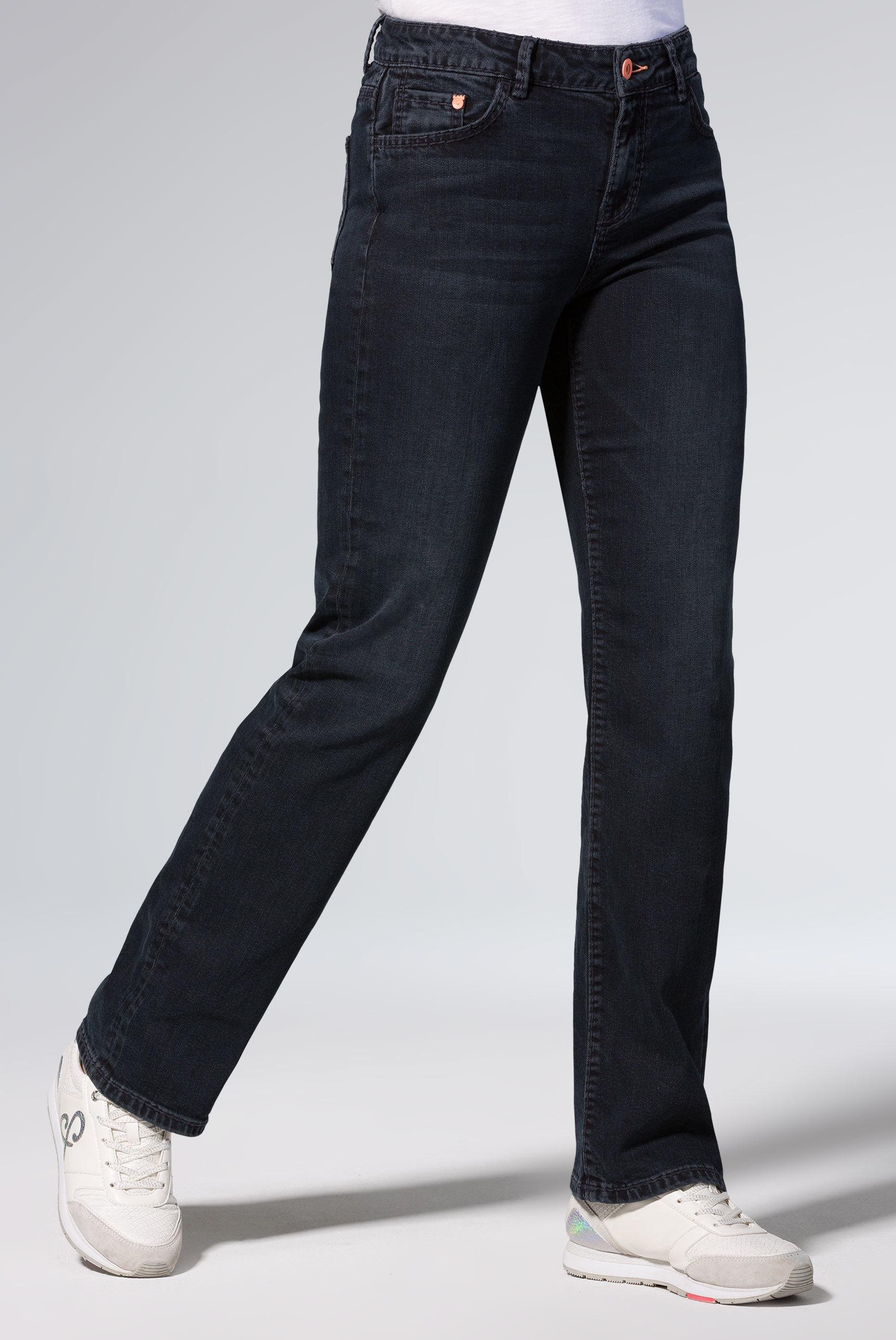 Comfort Shape Jeans EL:KE mit Vintage-Waschung