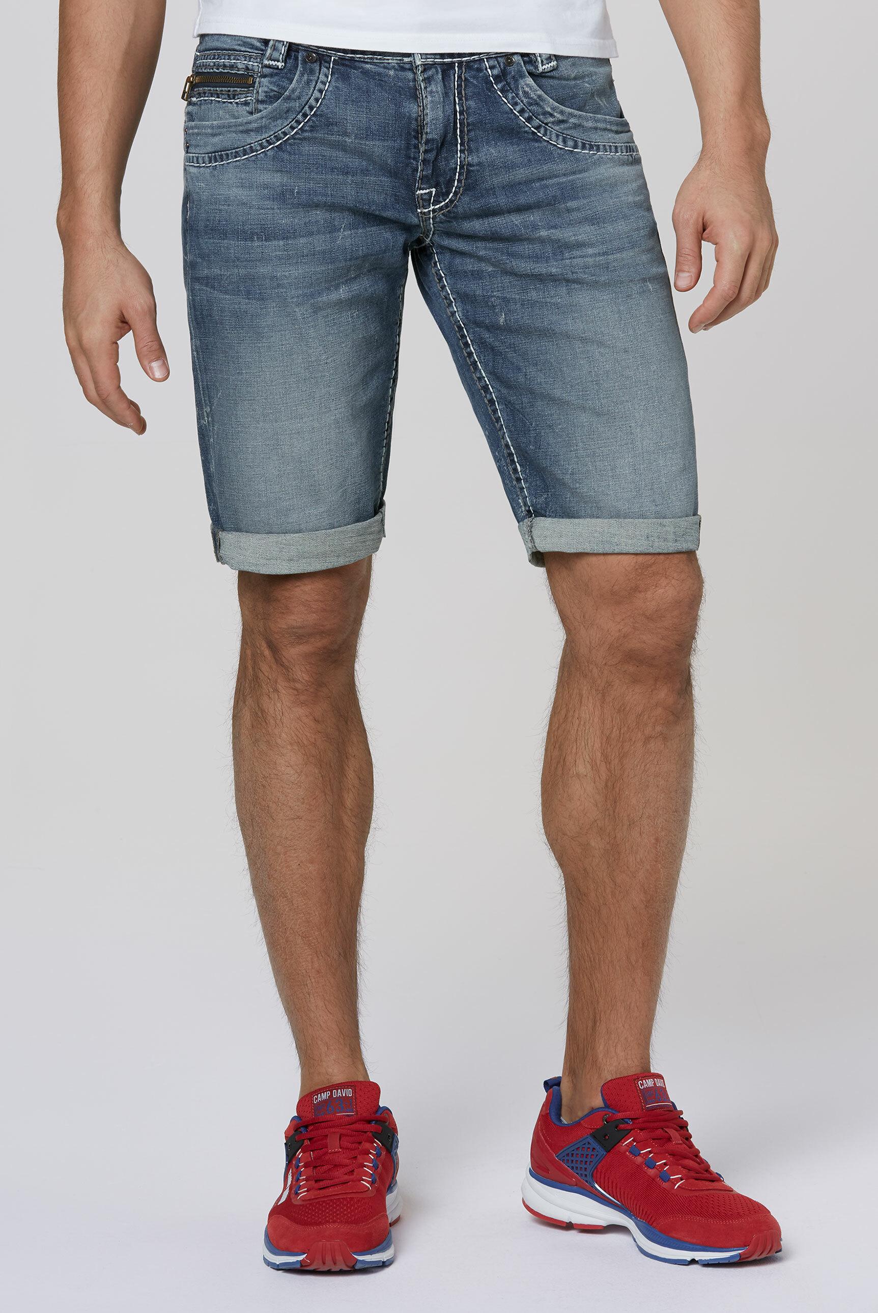 Skater Jeans NI:CK mit Vintage Look