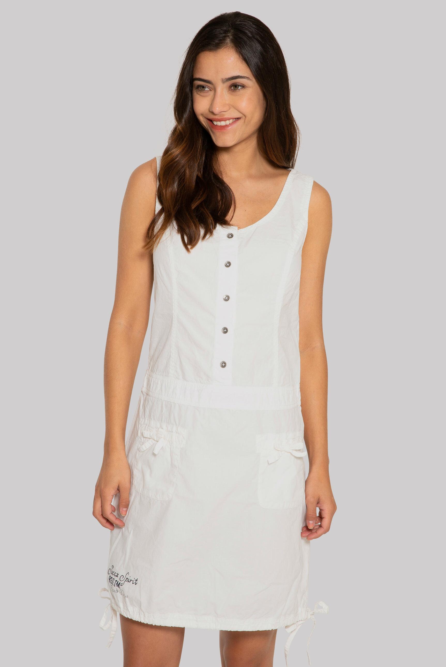 Sommerkleid aus Popeline
