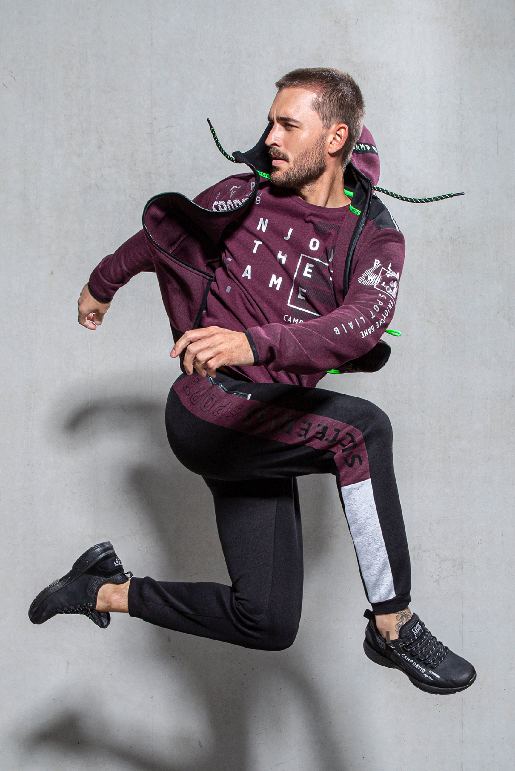 Sport Collection Look1