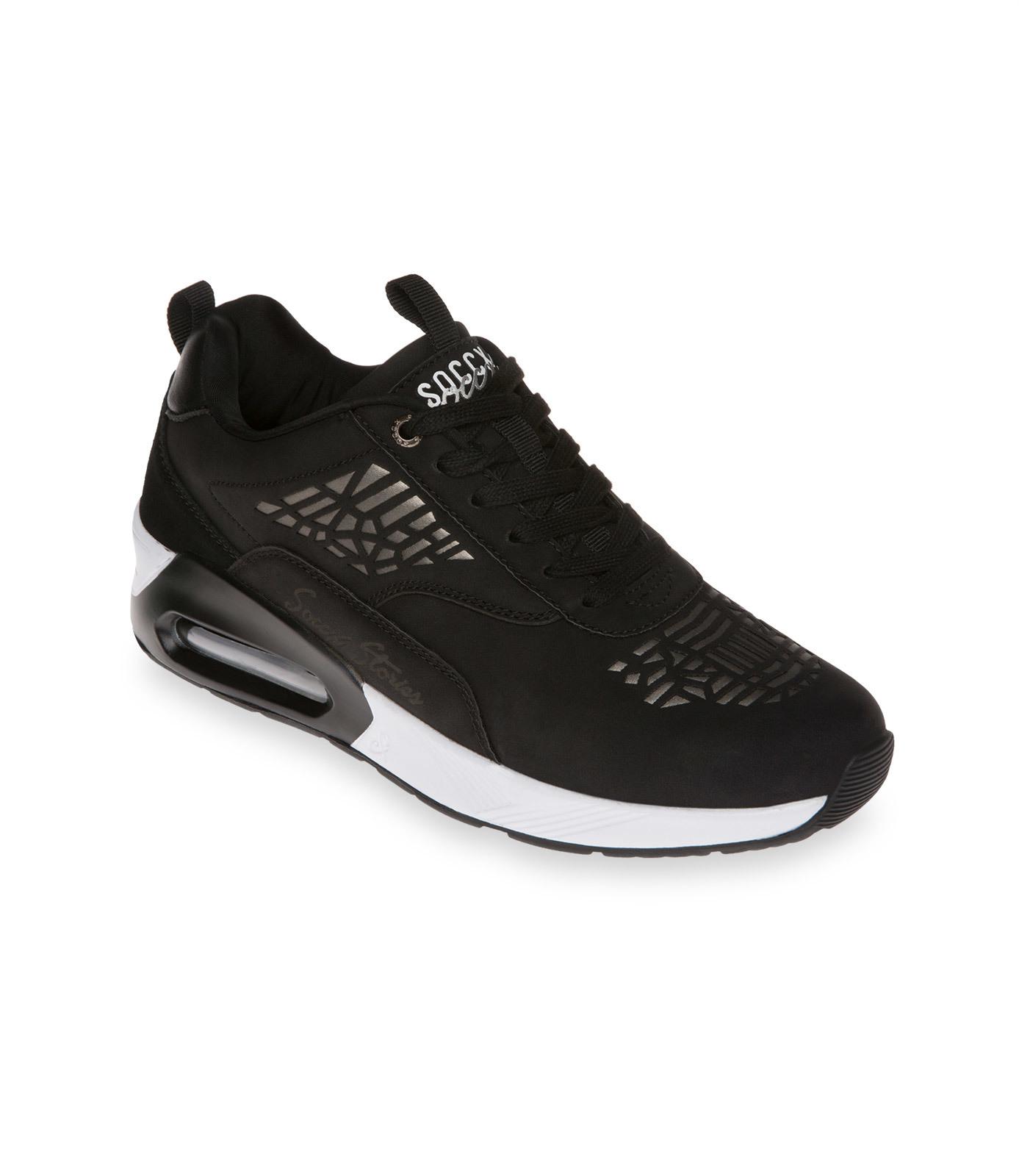 Keil-Sneaker mit Cut-Outs