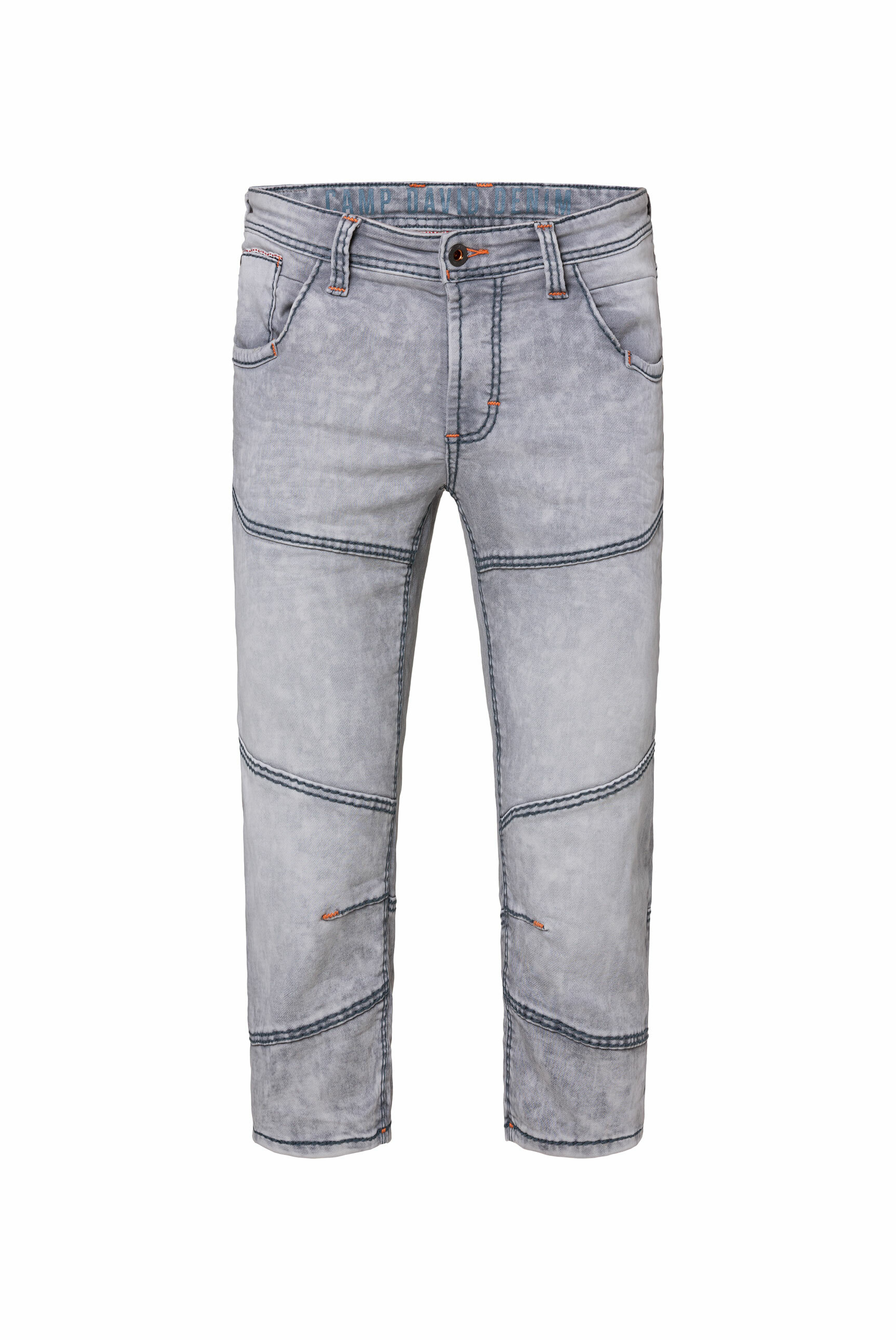 Skater Jeans HE:RY aus Sweatmaterial