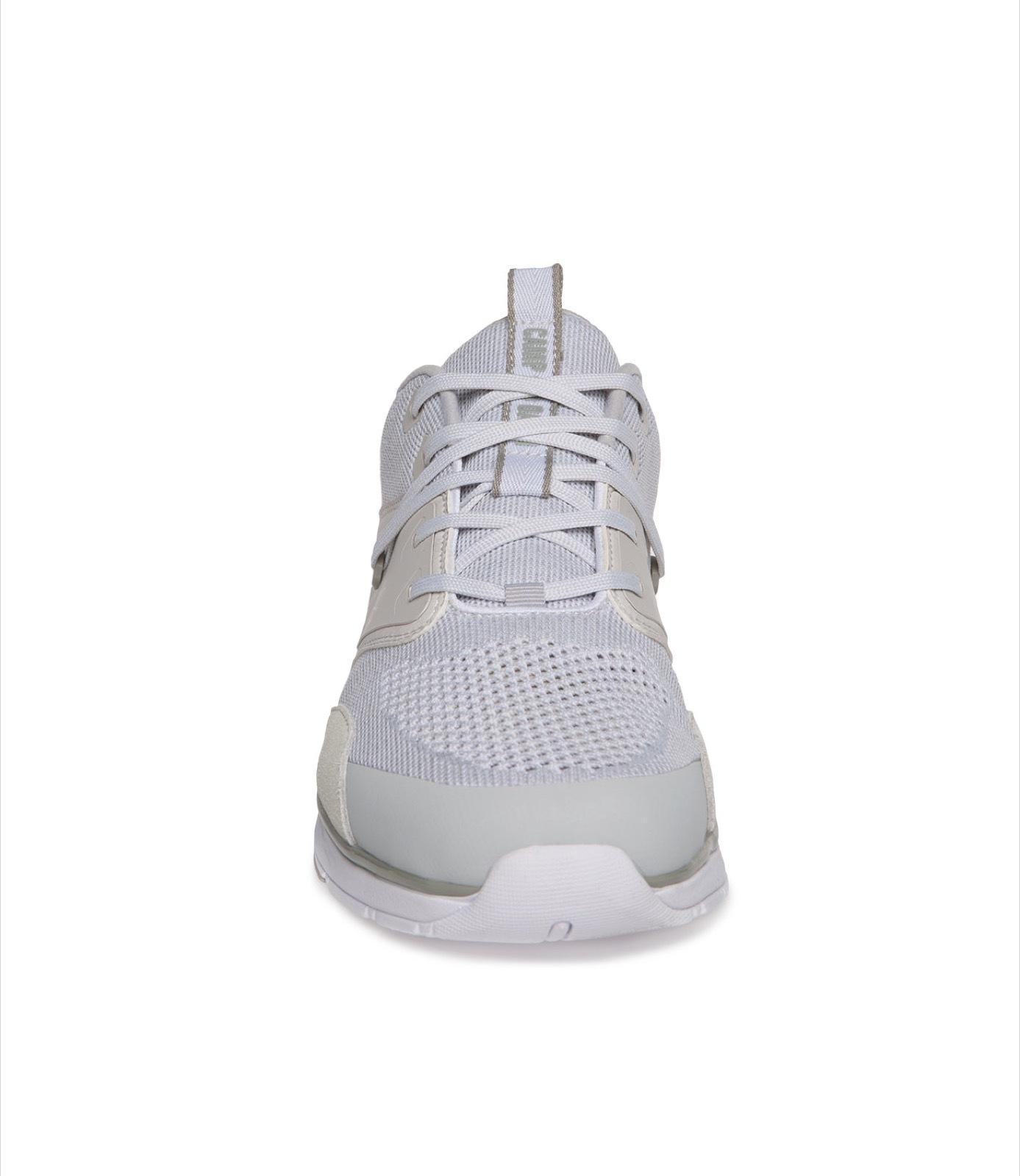 Atmungsaktiver Knit Sneaker, low