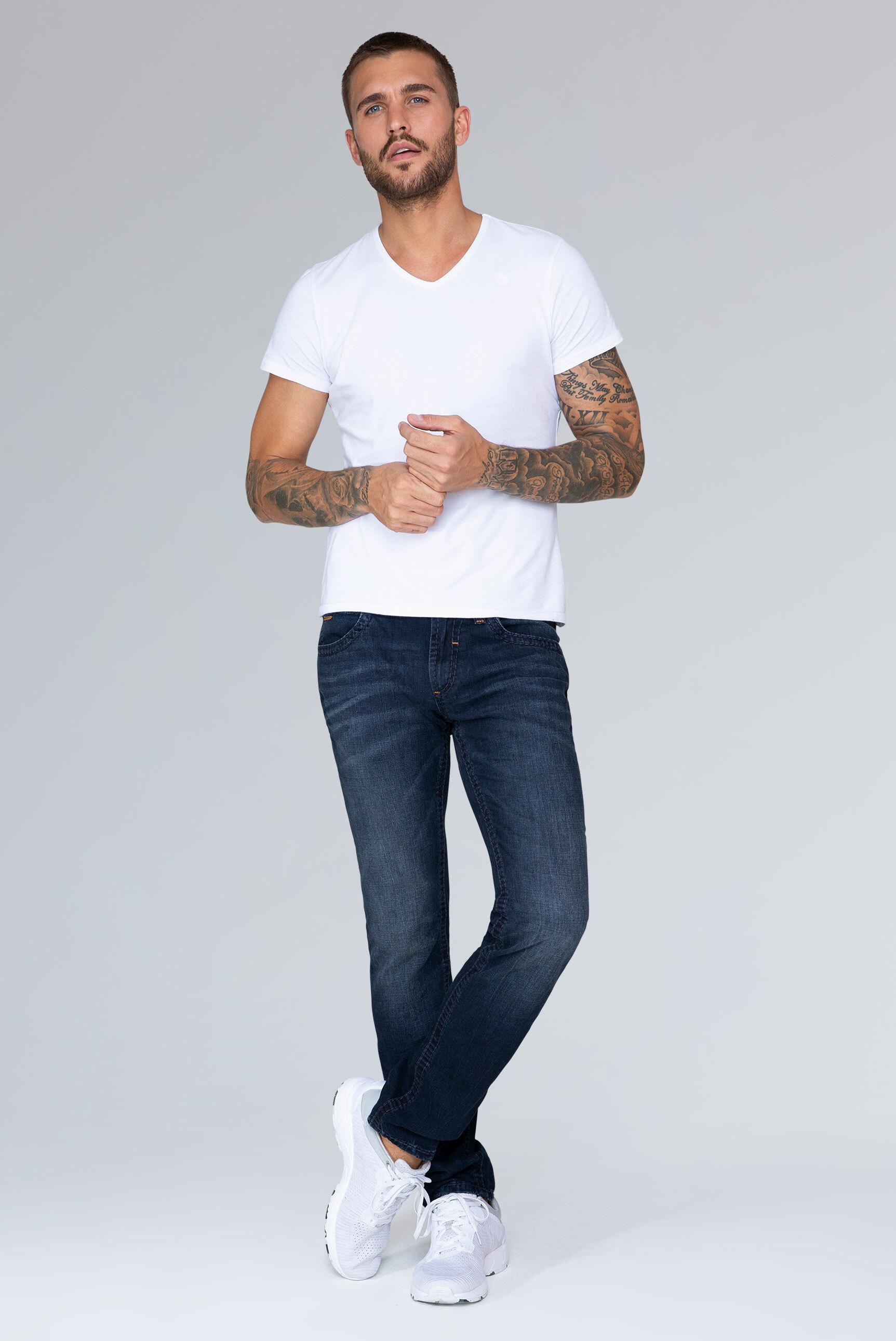 Denim NI:CO Blue Black Vintage, Regular Fit