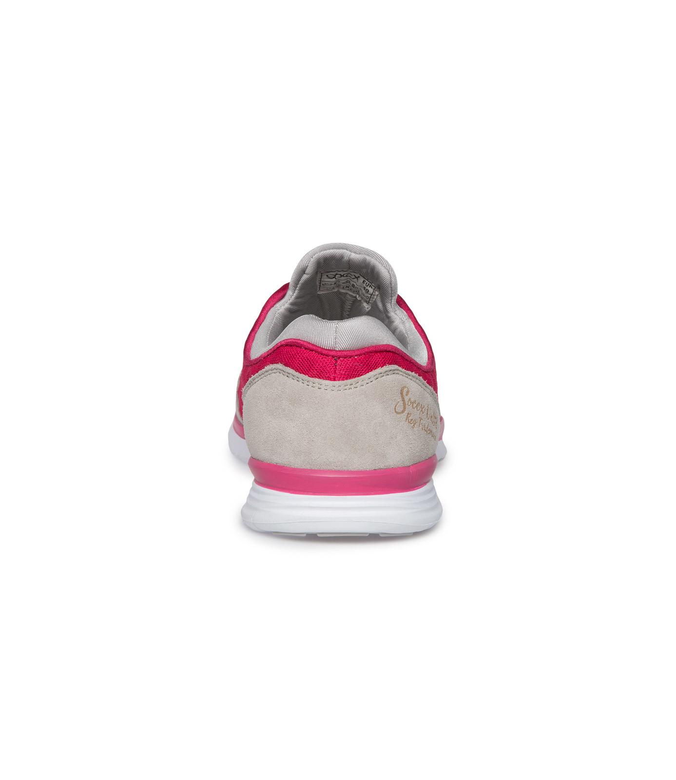Sportlicher Sneaker mit Mesh-Struktur