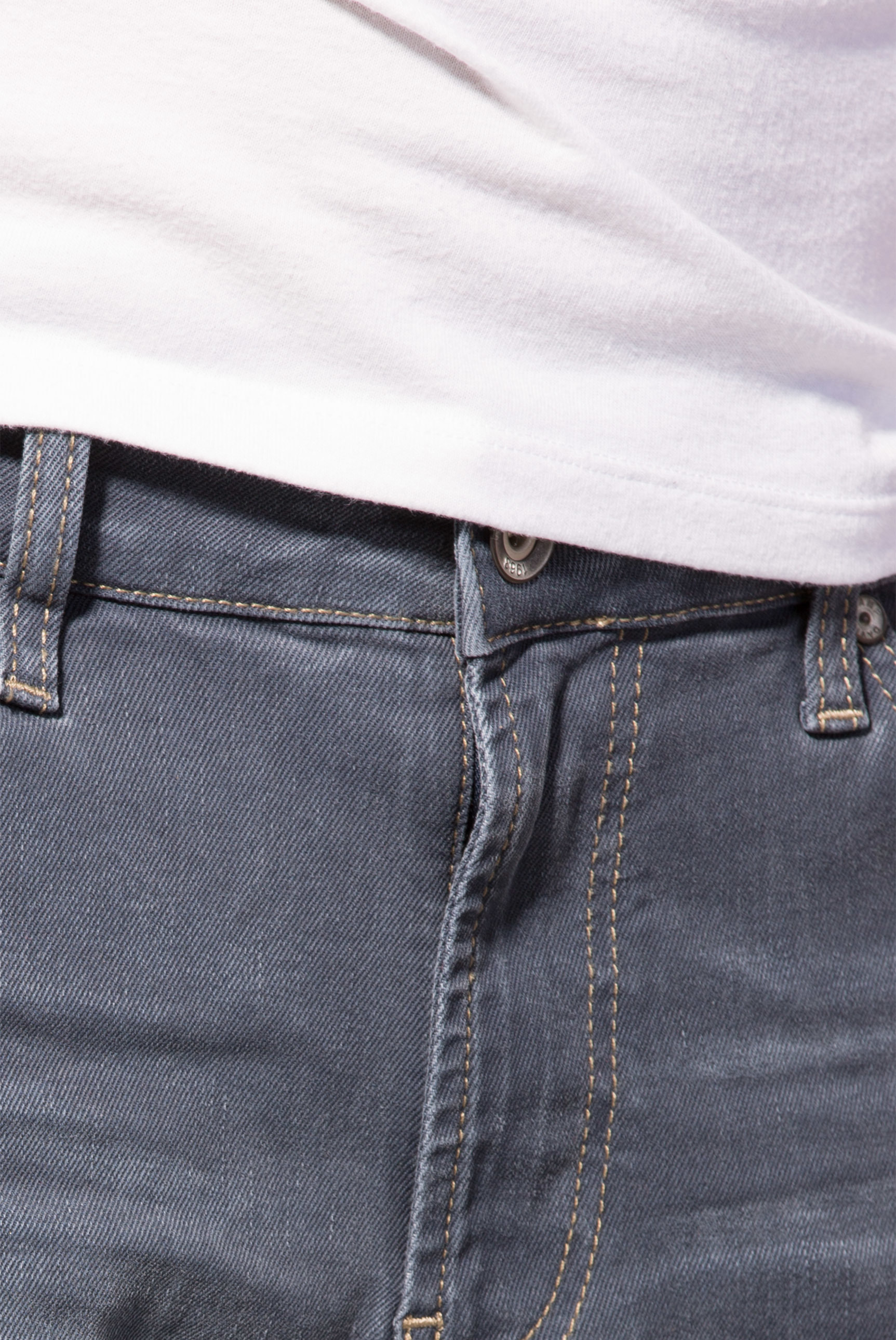 5-Pocket-Jeans NI:LS mit Used-Waschung