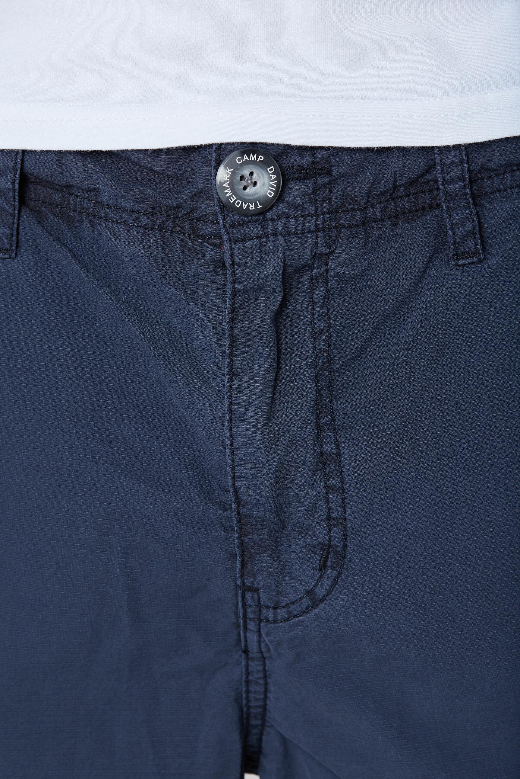 Cargo Shorts mit Klappentaschen