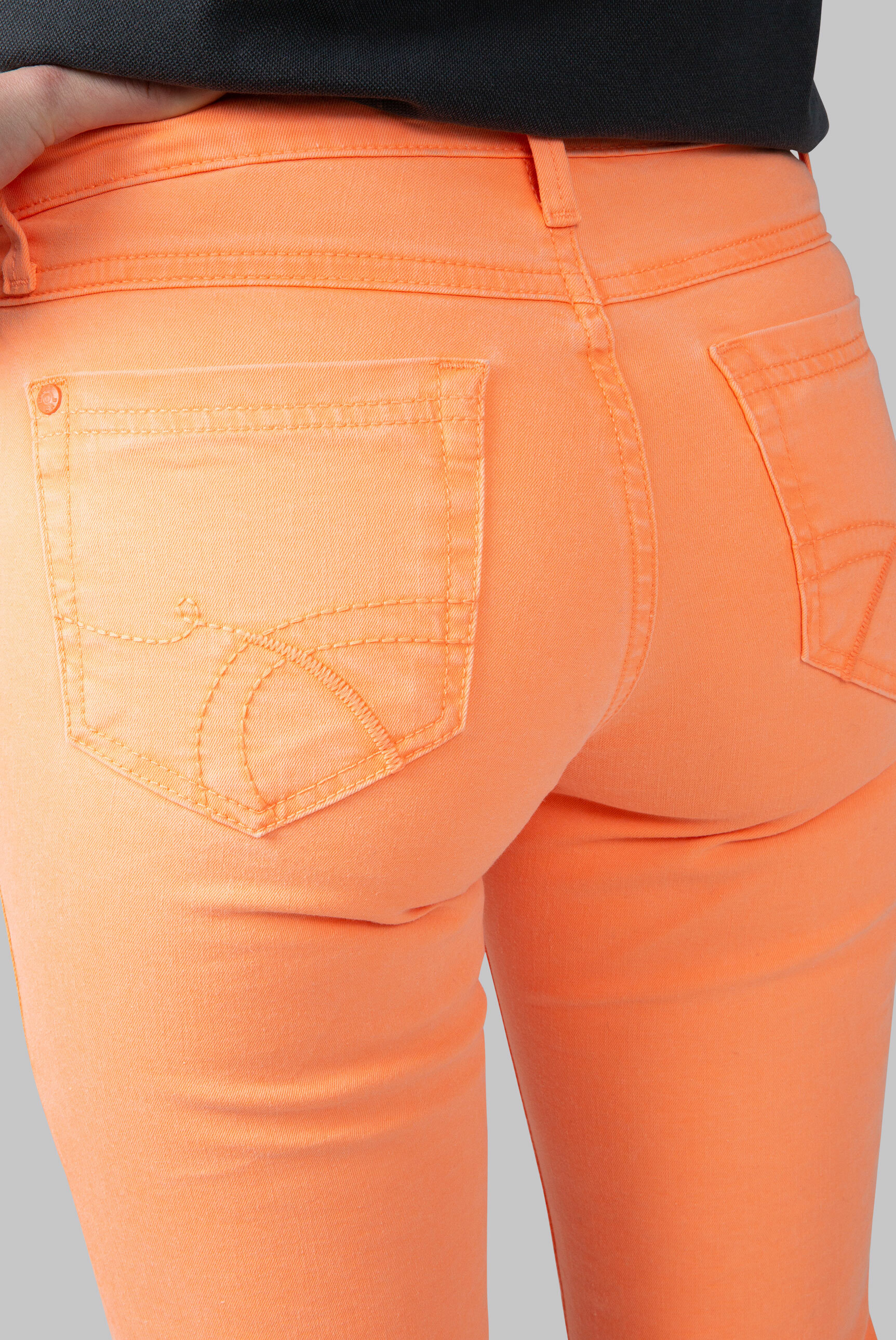 Coloured Capri Denim RO:MY