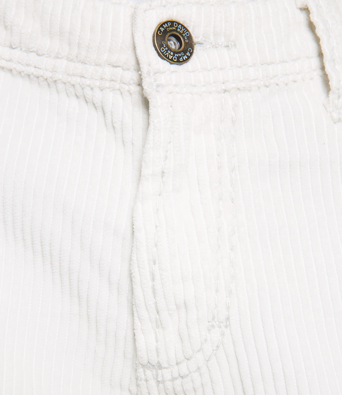 Hose aus Cord mit Bikerelementen, Regular Fit HE:RY