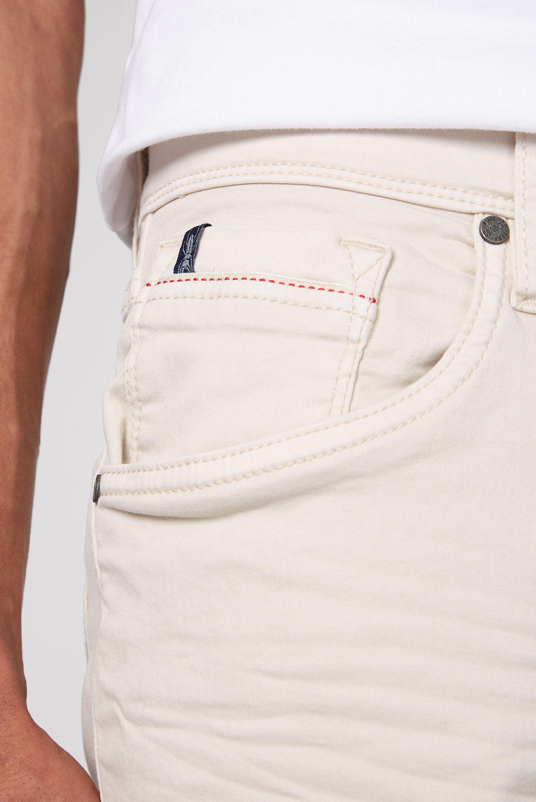 Jeans DA:VD im Five-Pocket-Style