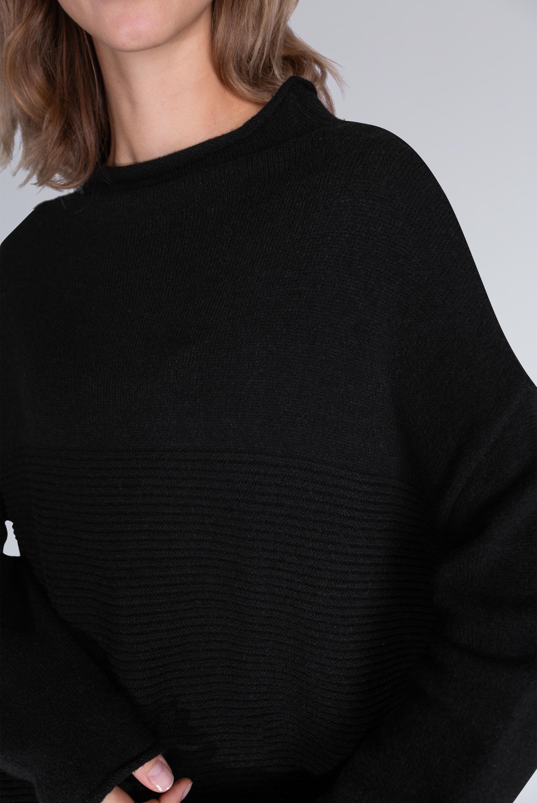 Pullover mit Turtle Neck