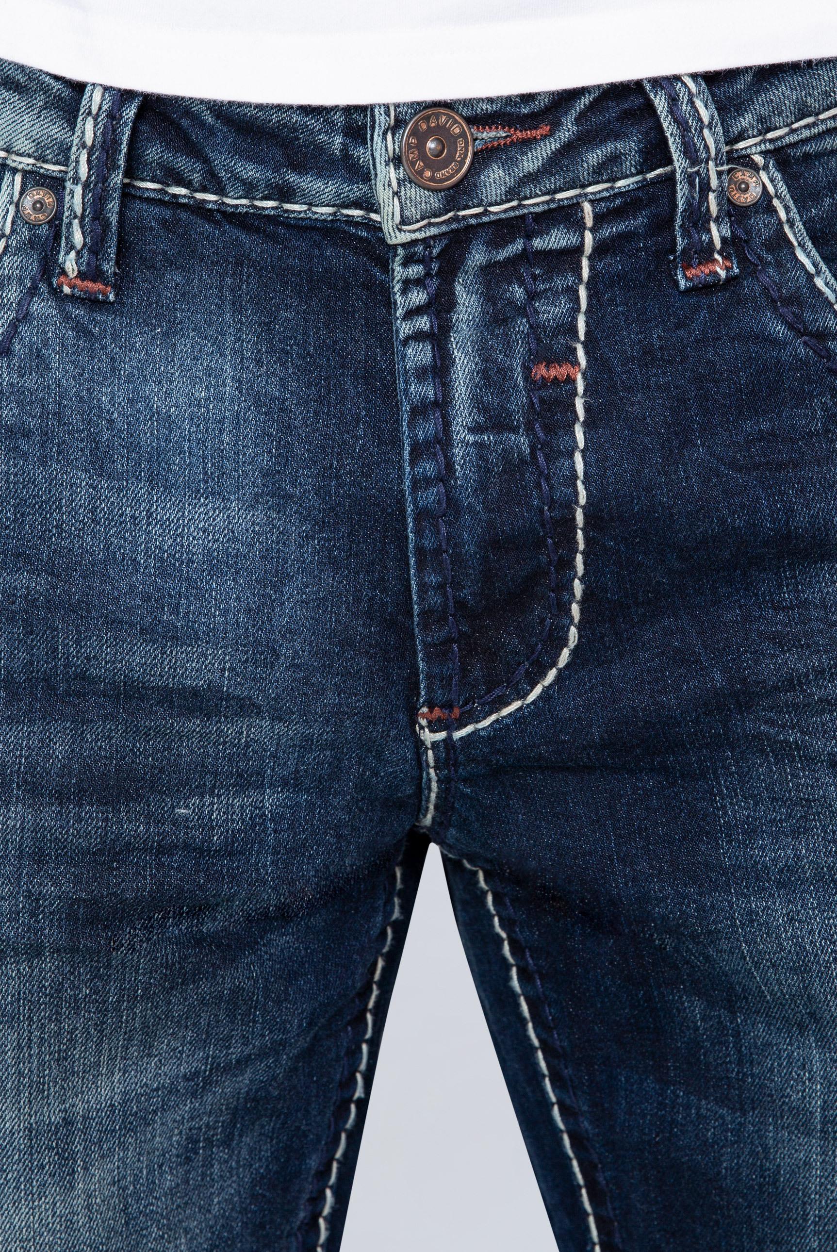 Regular Fit Jeans NI:CO, Dark Used