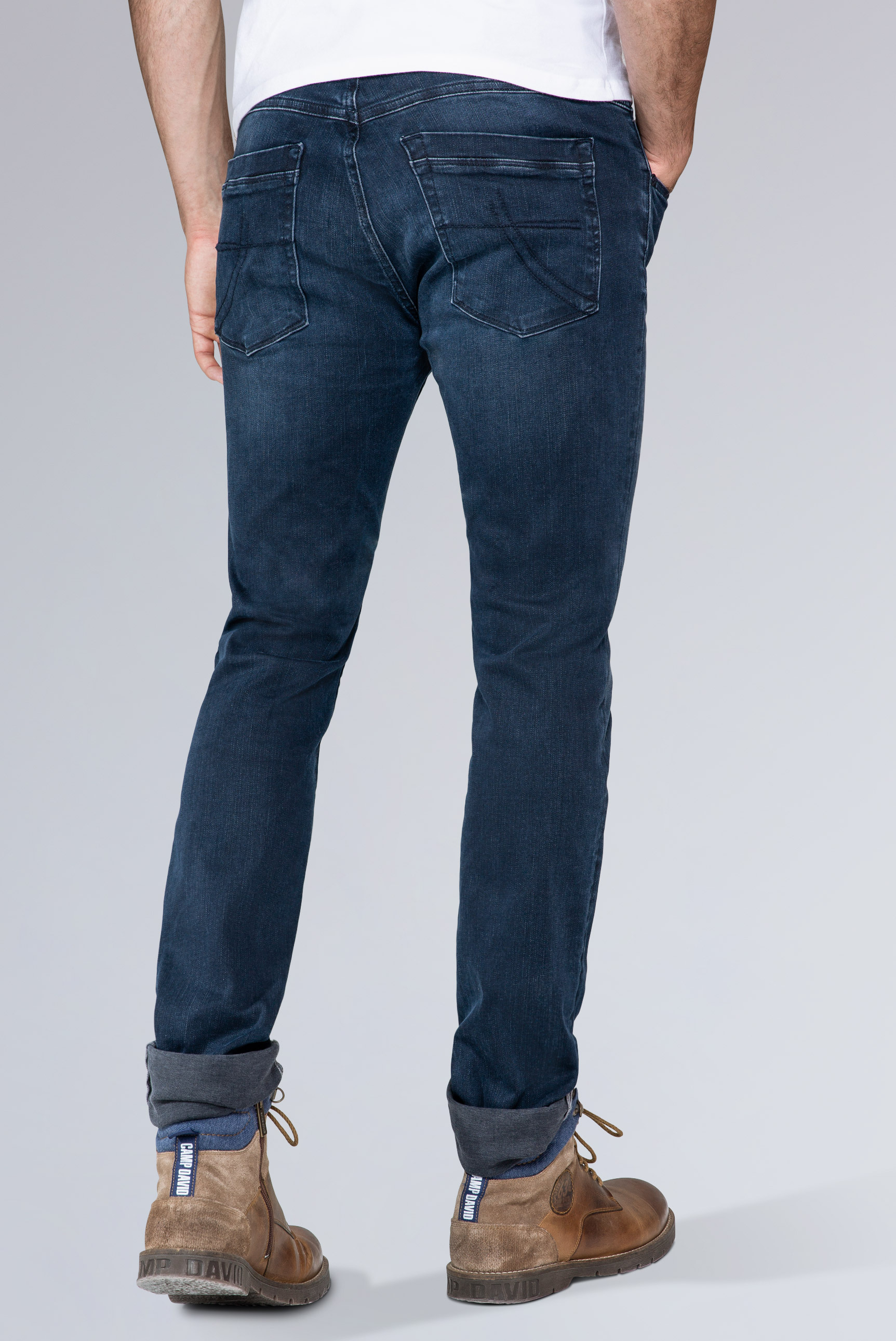 Comfort-Flex Denim DA:VD, blue black