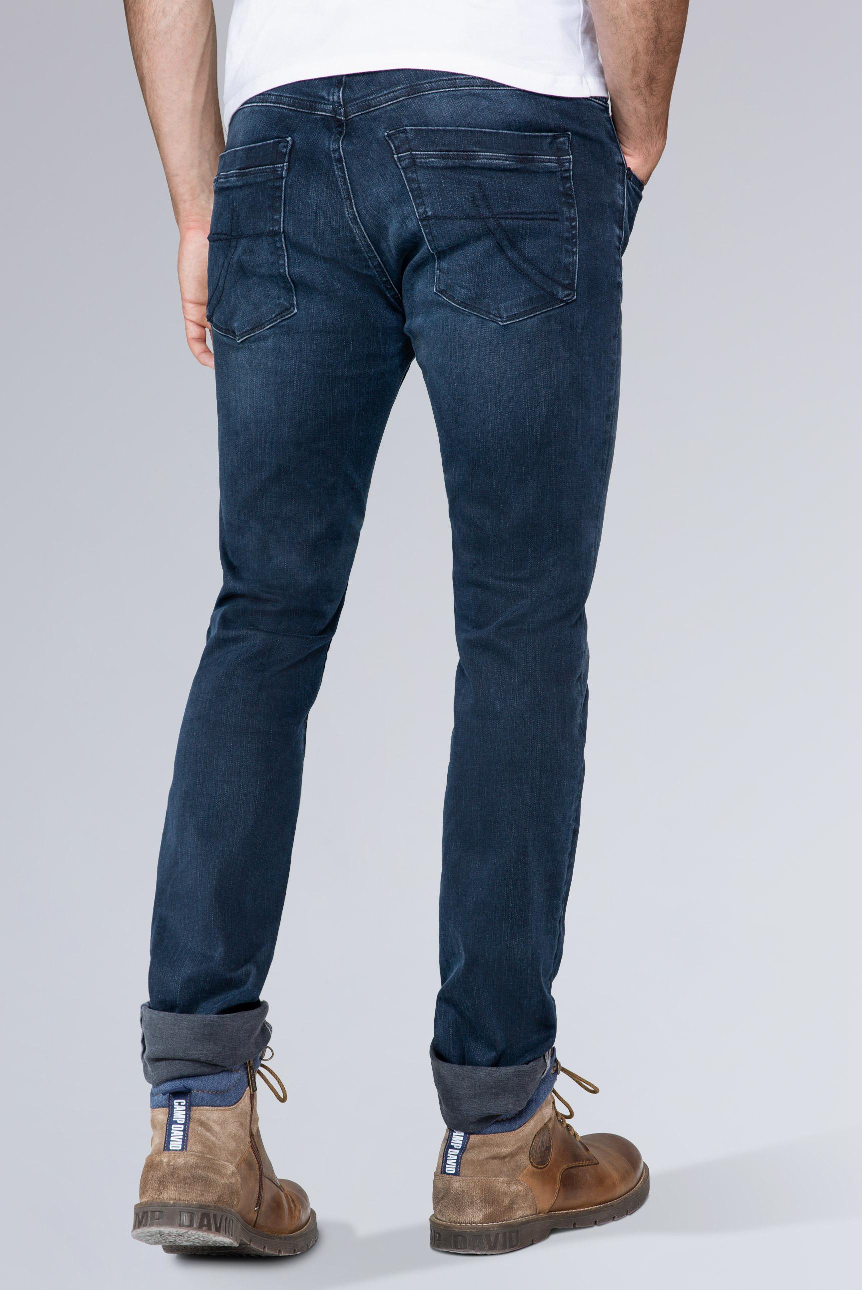 Comfort-Flex Jeans DA:VD, blue black