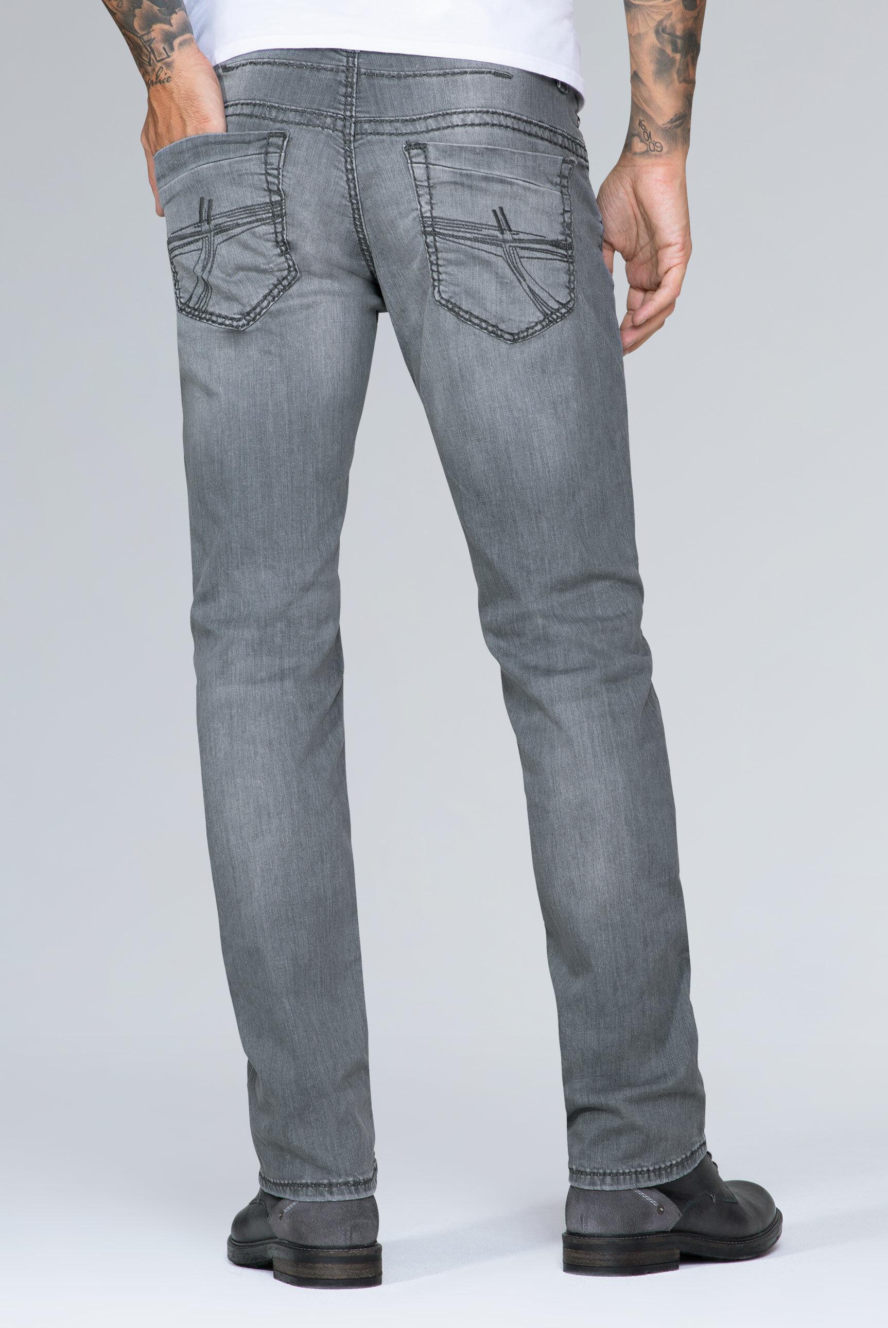 Jeans CO:NO im Vintage Look mit geradem Bein