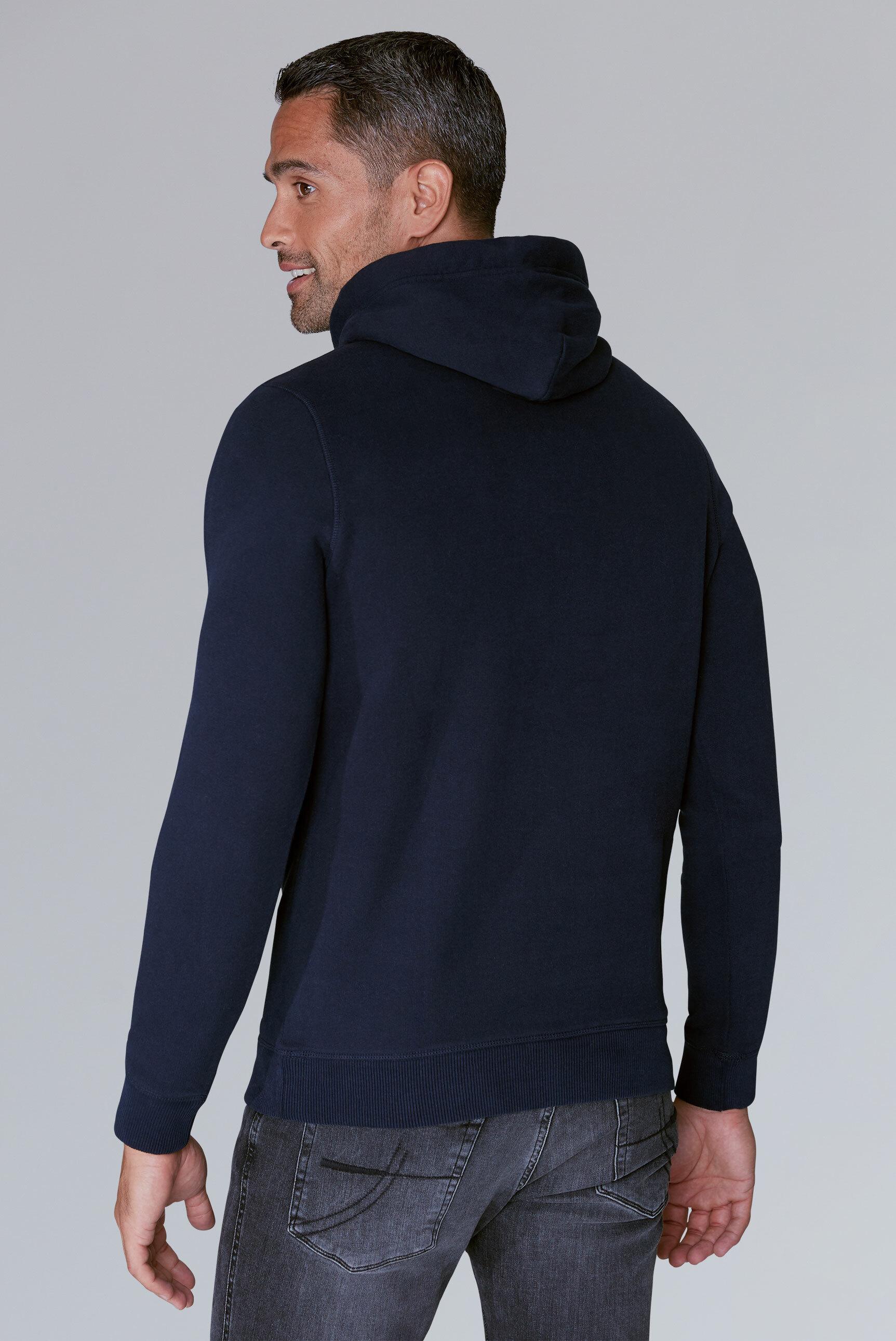 Kapuzensweater mit Sailing Print