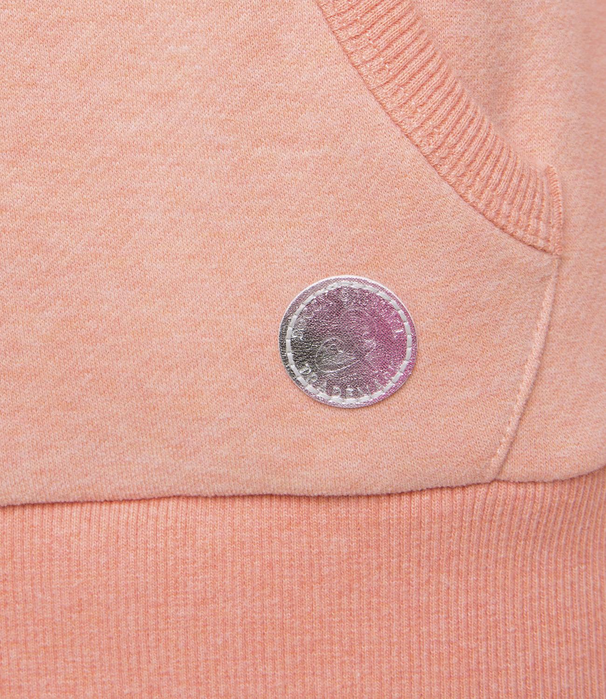Sweatshirt mit asymmetrischem Kragen