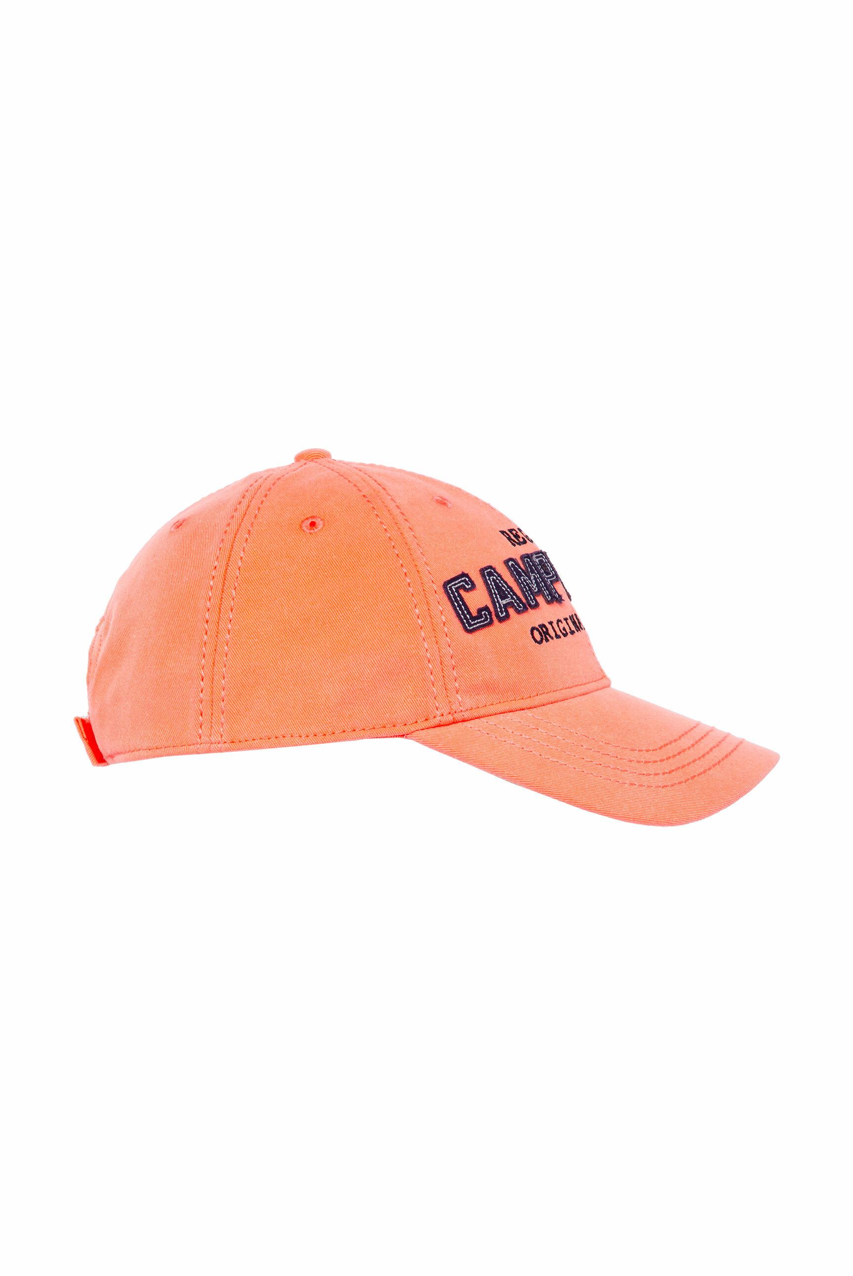 Base Cap mit Logo