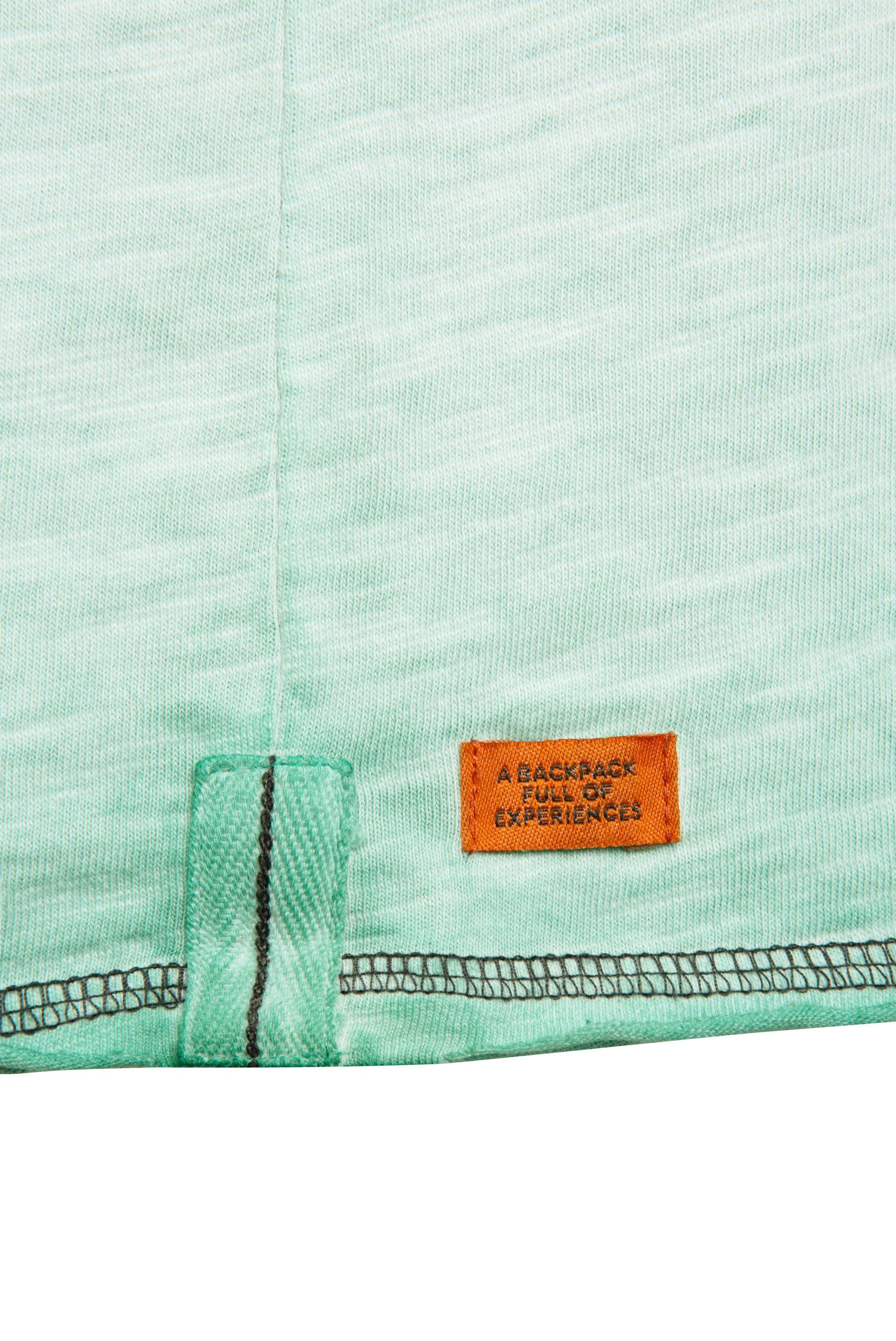 Langarmshirt im Vintage Look mit Prints