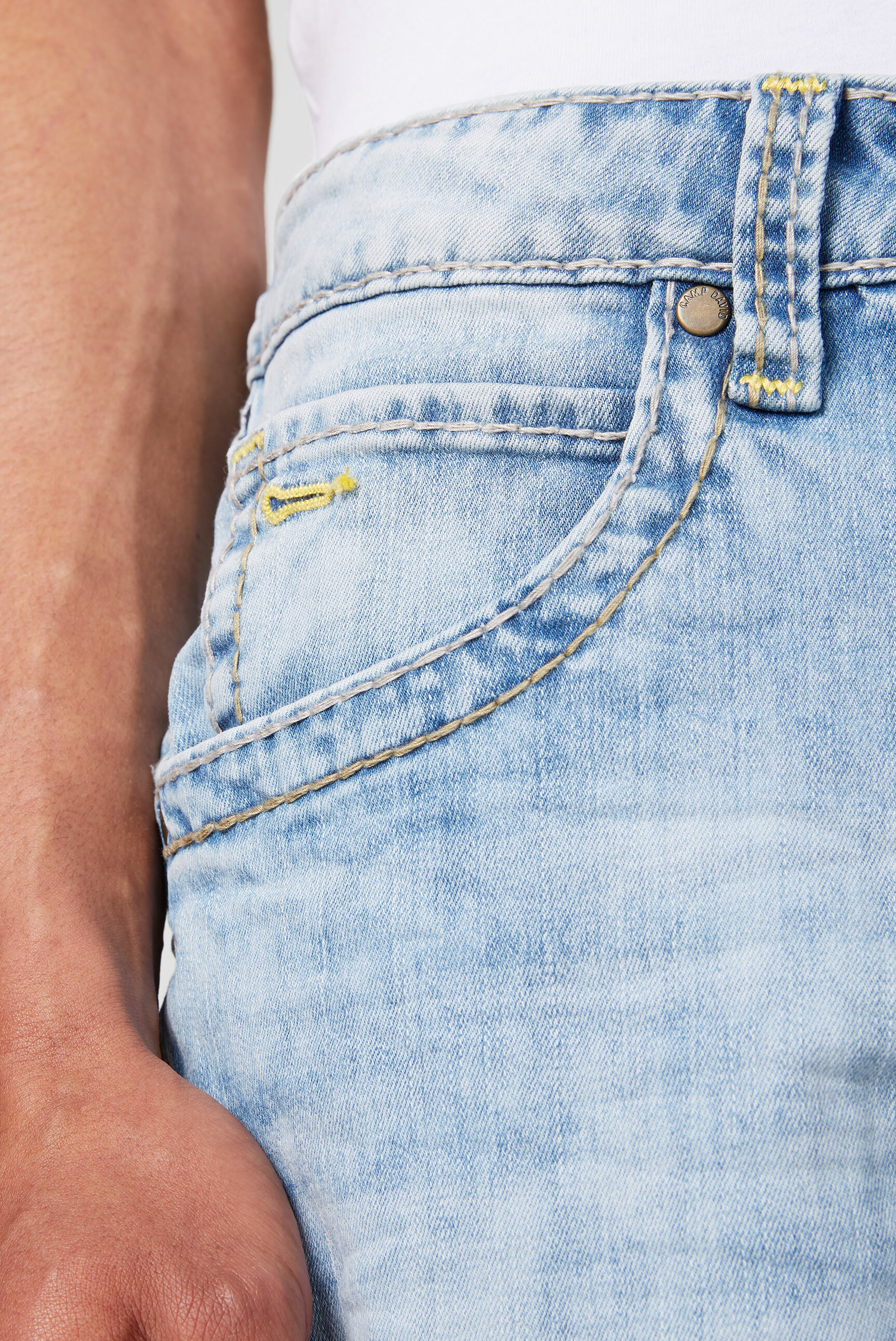 Skater Jeans NI:CO im Vintage Style