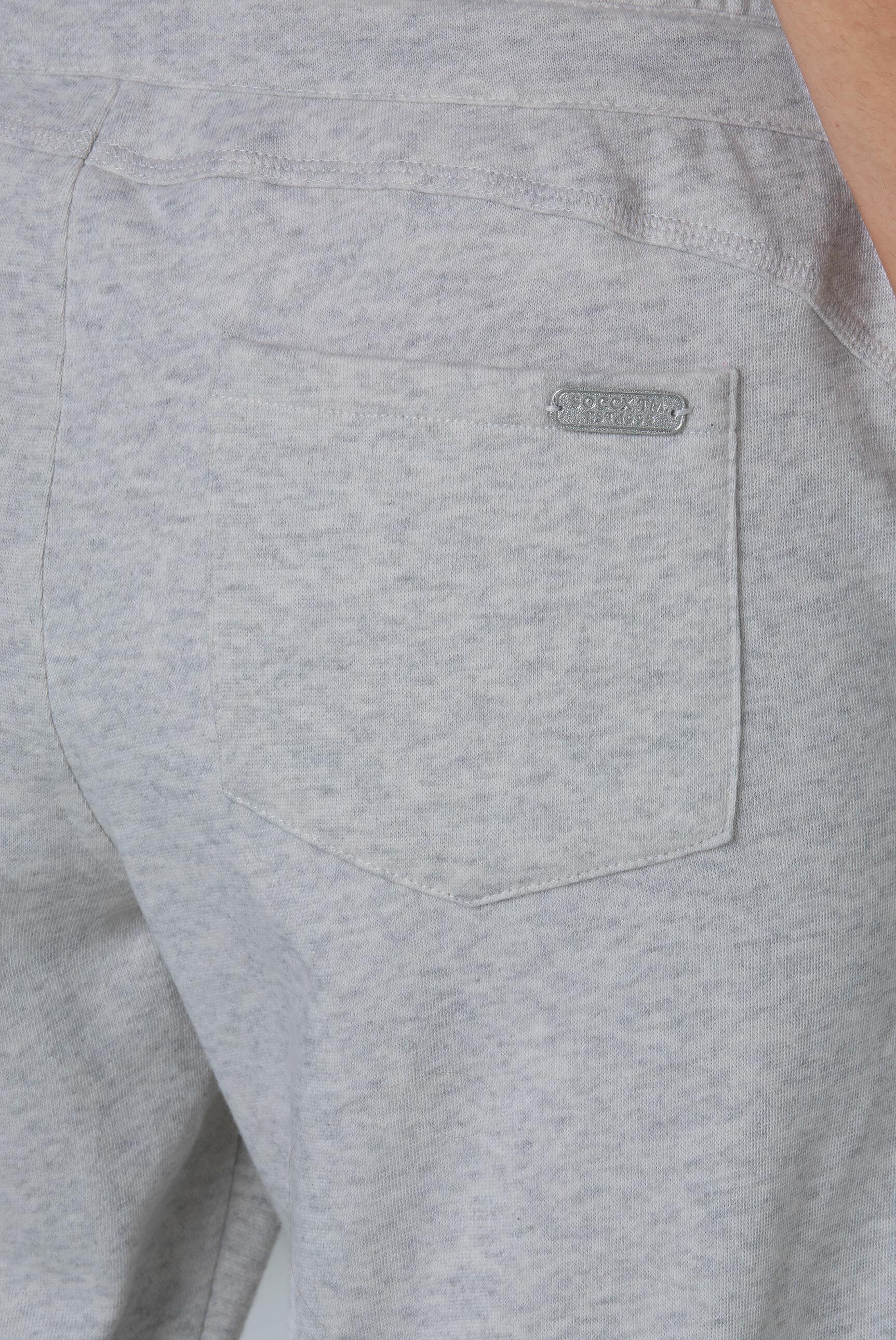 Sweatpants mit großem Logo Print