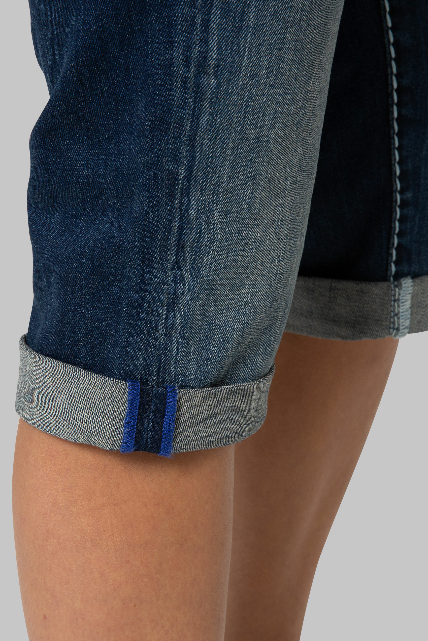 Jeans RO:MY Shorts in Dark Stone Used