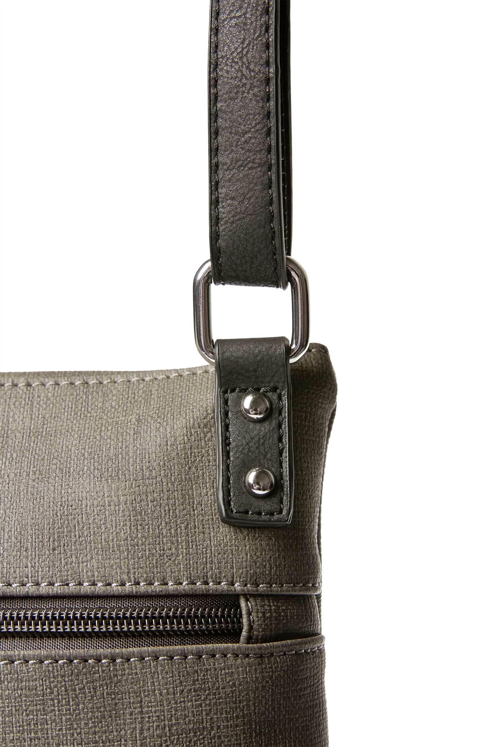 Kleine Crossbody Bag aus Kunstleder