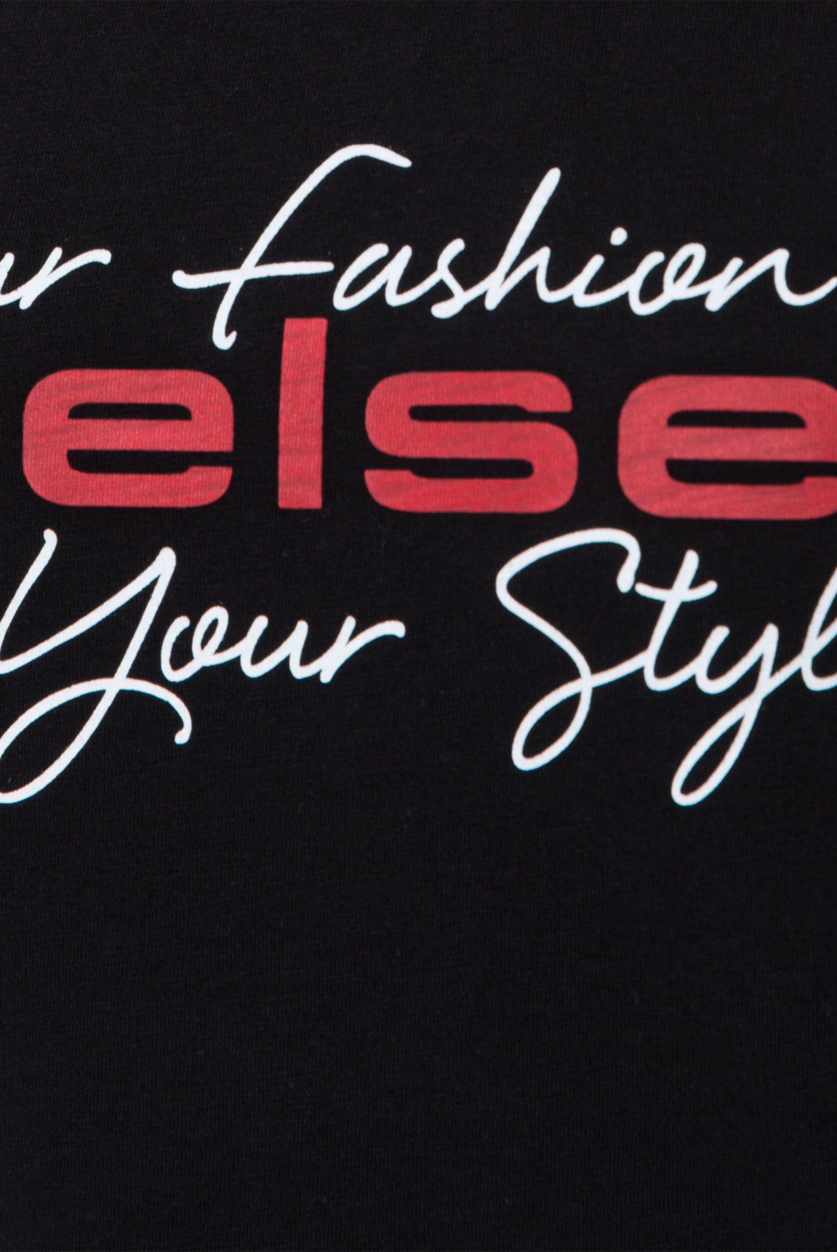 Logo T-Shirt aus Slub Yarn