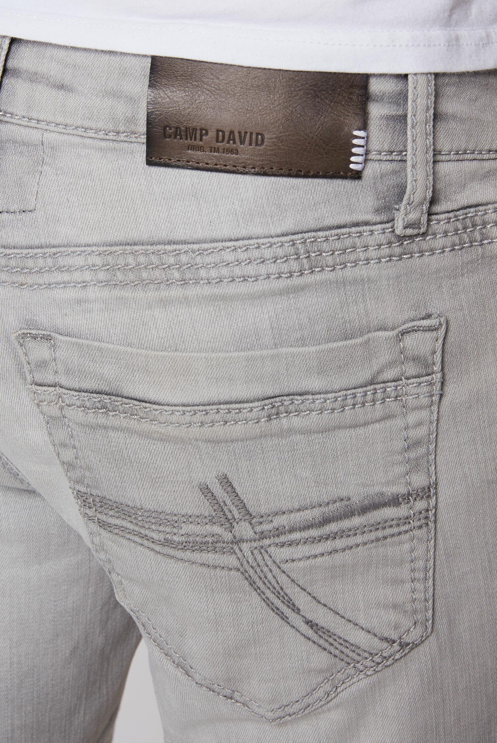 Skater Jeans RO:BI mit Used Print