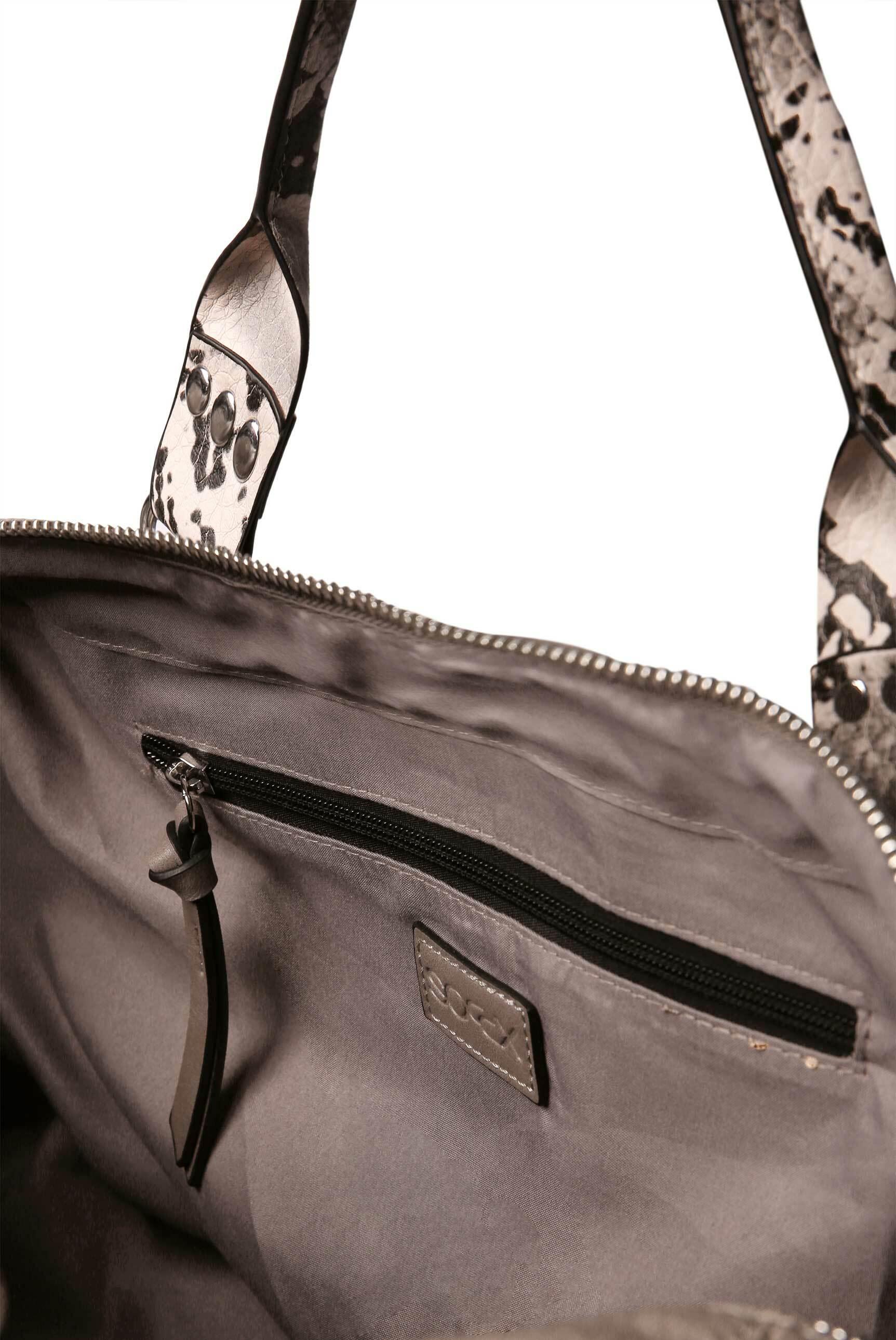 Bowlingtasche mit Mini-Bag-Anhänger