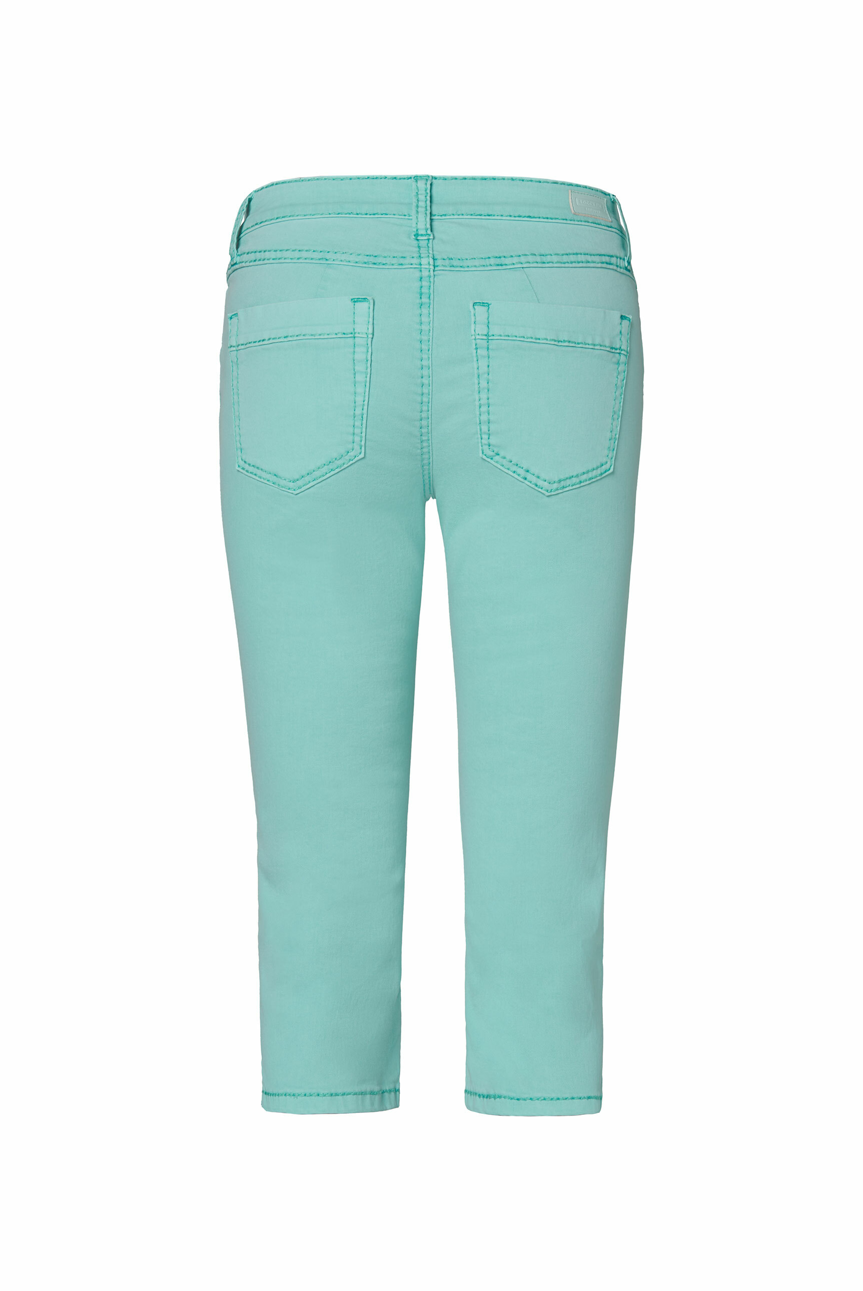 Coloured Capri Jeans LY:IA mit Knopfleiste
