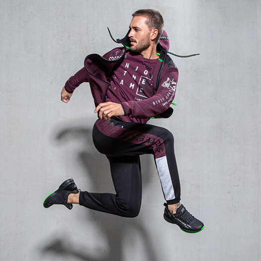 Sport Collection Kampagne